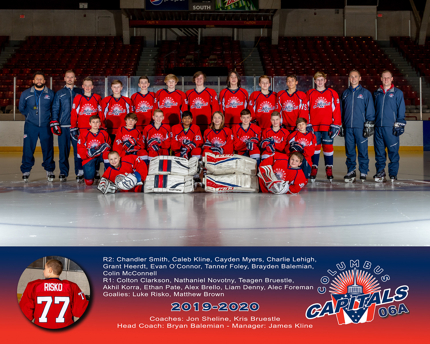 Custom Team Photo Package